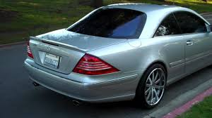 mercedes 500 for sale 2002 cl 500 mercedes for sale