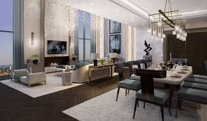 luxury interior design penthouse development london projects
