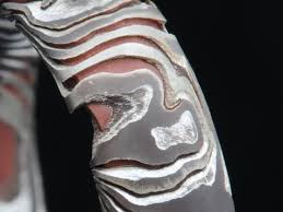 mokume gane why you don t want a copper and silver mokume gane ring