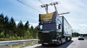 volvo commercial vans ehighway electromobility siemens global website