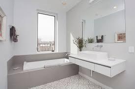 Modern Bathroom Windows Modern Bathroom Tile Bathroom Contemporary With Baroque Minimalism
