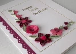 70th Birthday Cards 70th Birthday Card Folksy