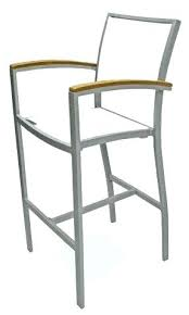 restaurant outdoor bar stools outdoor bar stool with arm wonderful outdoor patio bar chairs
