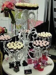 chandelier cupcake stand chandelier cupcake stand cakes pin pin cupcake