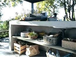 faire une cuisine d été cuisine d exterieure cuisine d ete exterieure cuisine extacrieure