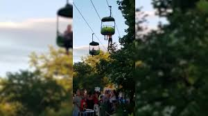 The Boss Six Flags The Horrifying Moment A Falls From Ride At Six Flags New
