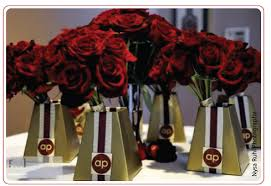inspirational wedding event and party centerpieces and decorating