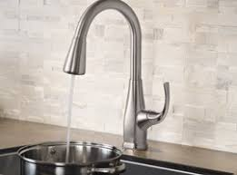 pfister selia kitchen faucet pfister selia pull kitchen faucet featuring accudock