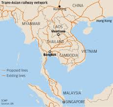 China Train Map by The U0027belt And Road U0027 Projects China Doesn U0027t Want Anyone Talking