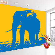 Kids Room Wallpapers by Online Buy Wholesale Elephant Wallpaper From China Elephant