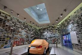 inside bmw headquarters bmw u0027s tower and museum in munich celebrate 40 years of existence