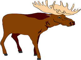 clipart bureau moose clipart clipartpost