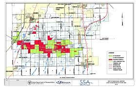 land aquisition map south suburban airport sever storey
