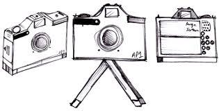 new digital camera design shown