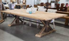 Dining Table Store Collection Recycled Baltic Pine Industrial