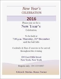 new year invitation card new year invitation card template printable editable new year