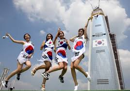 Korea Flag Image Korean Sociological Image 92 Patriotic Marketing Through Sexual