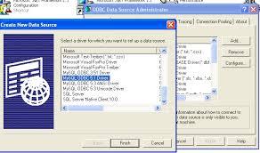 cara membuat koneksi database mysql menggunakan odbc tutorial vb net koneksi database mysql sector code