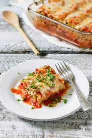 Ingredients For Lasagna With Cottage Cheese by Healthy Vegetarian Lasagna Rolls Chelsea U0027s Healthy Kitchen