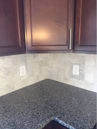 Best MI Homes Backsplash Ideas Images On Pinterest Backsplash - Gray backsplash tile