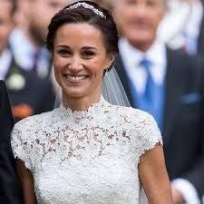 Pippa Wedding Pippa Middleton Wedding Hair And Make Up Pippa Middleton Wedding