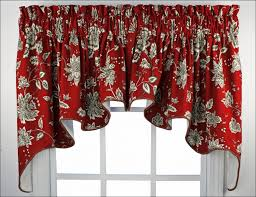 kitchen custom valances valance curtains for living room kitchen