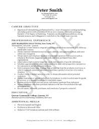 Resume Objective Customer Service Examples General Resume Objective Examples Exampl Mechanic For Statement
