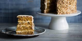 classic carrot cake recipe great british chefs