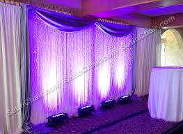rent a winter icicle fairytale lights backdrop