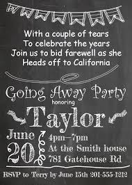 going away party invitations new selections summer 2016 grad
