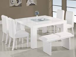 white dining table with bench white dining room table with bench seiza fitrop