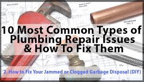 Kitchen Sink Garbage Disposal Clogged by How To Fix Your Jammed Or Clogged Garbage Disposal Diy
