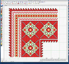 cross stitch pattern design software macstitch counted cross stitch software needlenthread com