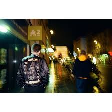 Portugal The Man All Your Light World Champs Jacket