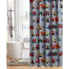 mainstays kids sports patch shower curtain walmart com