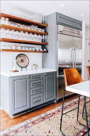 Blue Kitchen Countertops by Kitchen Glass Front Kitchen Cabinets Cost Of New Kitchen
