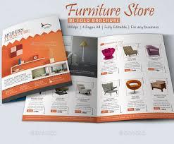 25 furniture catalog brochure template