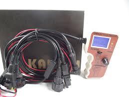 carvs cr508 common rail pressure tester and simulator amazon com
