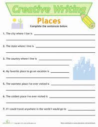 year 2 sentence writing worksheets education com