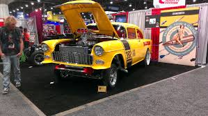 Bad Man Bad Man U002755 Chevy Gasser By Blsdesq On Deviantart