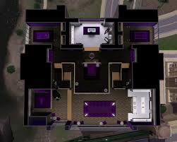 Sims 3 Apartment Floor Plans by Mod The Sims Saints Row 3 Penthouse