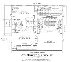 Theater Floor Plan Sydney Opera House Theatre Seating Plan House Plans