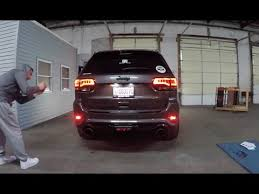 2016 jeep cherokee tail lights installing eagle eye taillights and rear fog kit from taillight