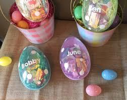 easter egg surprises kids 10 plastic easter fillable egg plastic egg