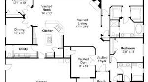 floor plans for a ranch house wonderful bedroom ranch house plans open floor r plans open floor