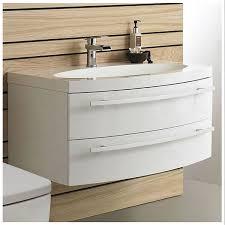 Wall Mounted Bathroom Cabinet Hudson Reed Vanguard Wall Mounted Bathroom Vanity Unit And Basin