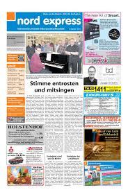 Opel Harm Bad Segeberg Nord Express Westen By Nordexpress Online De Issuu