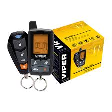viper lcd 2 way security system