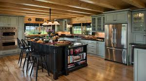 distressed kitchen white and brown log home kitchen ideas log size 1280x720 log home kitchen ideas log home bedroom ideas