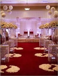 indian sangeet set up decoration search wedding